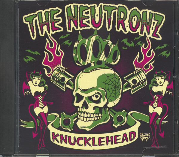 Knucklehead (CD)