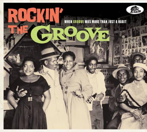 Rockin' The Groove (CD)