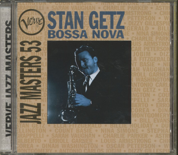 Bossa Nova (Verve Jazz Masters #53) (CD)