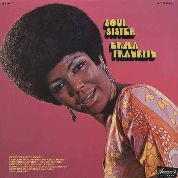 Soul Sister (Re-Issue Vinyl-LP)