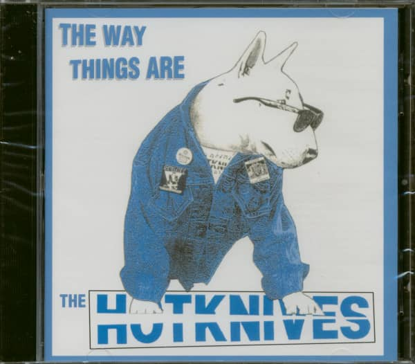The Way Things Are (CD)