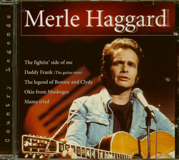 Country Legends (CD)