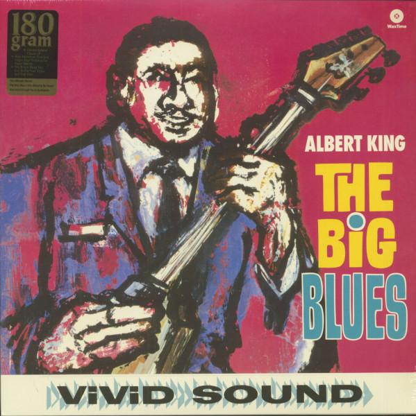 The Big Blues (LP, 180g Vinyl, Ltd.)