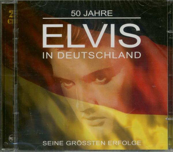 50 Jahre In Deutschland (2-CD) Größte Erfolge (CD)
