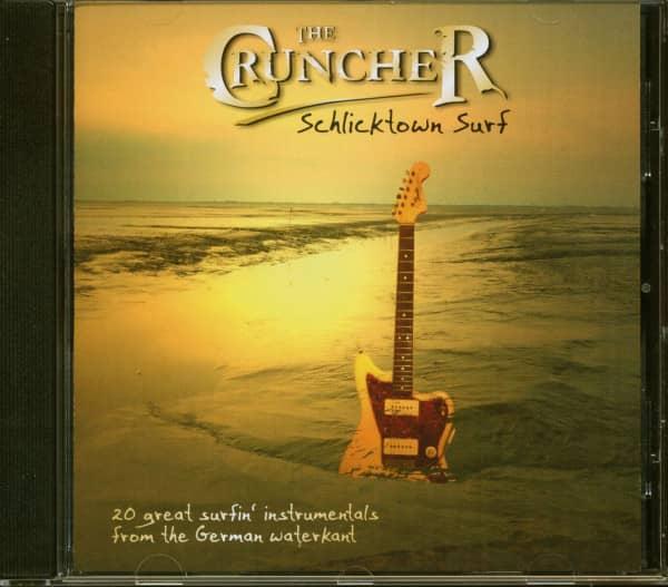 Schlicktown Surf (CD)