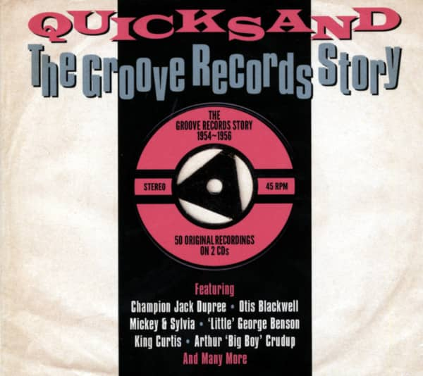 Quicksand - The Groove Records Story 2-CD