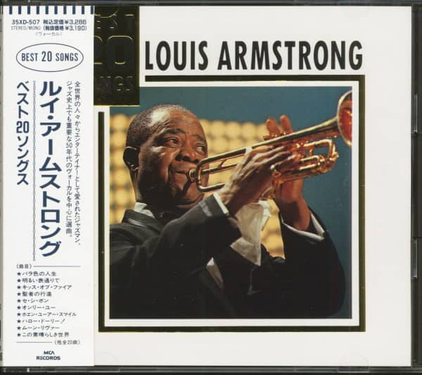 Best 20 Songs (CD, Japan)