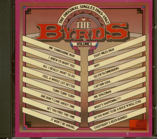 Original Singles 1965-1967 (CD)