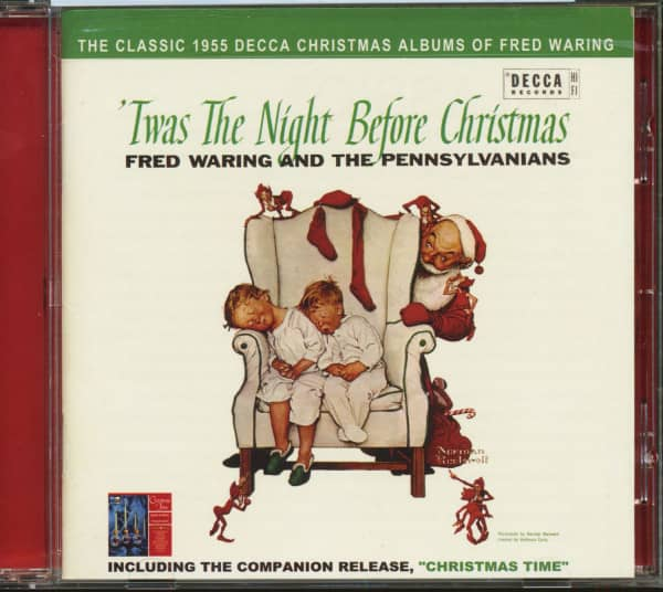 'Twas The Night Before Christmas - Christmas Time (CD)