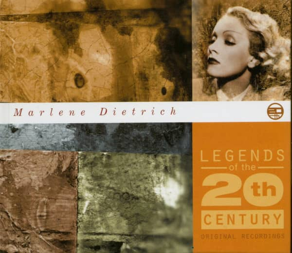 Legends Of The 20th Century (CD)