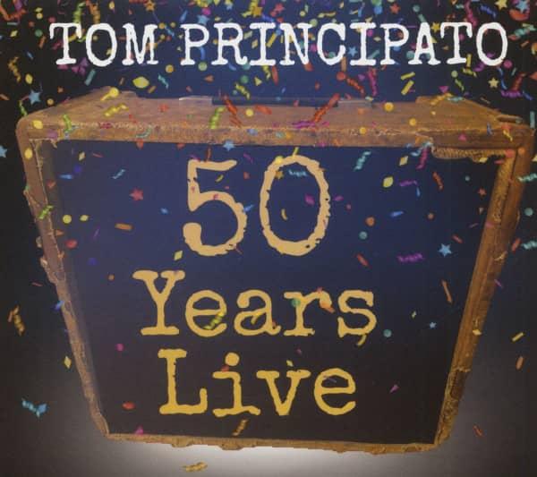 50 Years Live (2-CD)