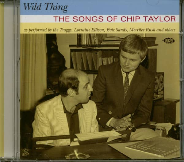 Wild Thing - The Songs Of Chip Taylor (CD)