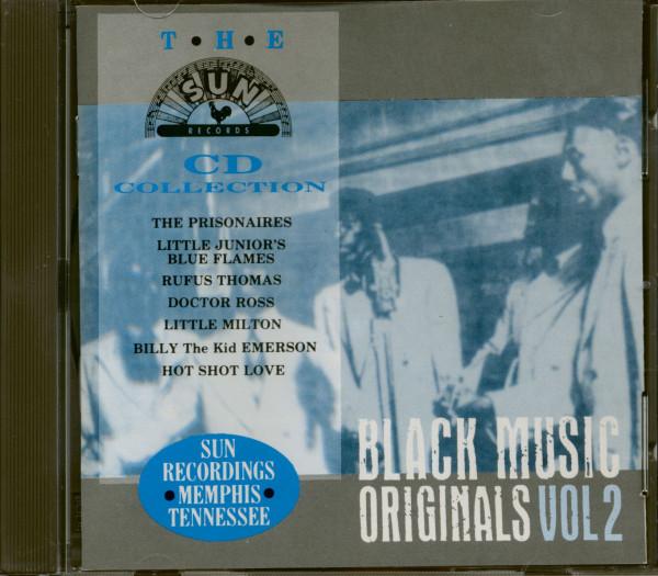 Black Music Originals Vol.2 (CD)