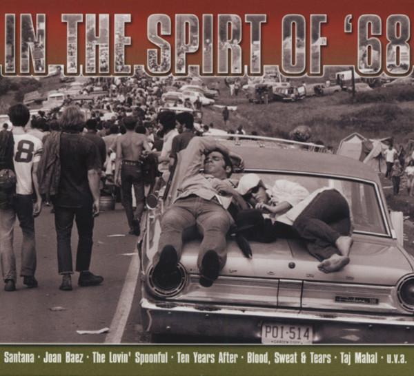 In The Spirit Of '68 (3-CD)
