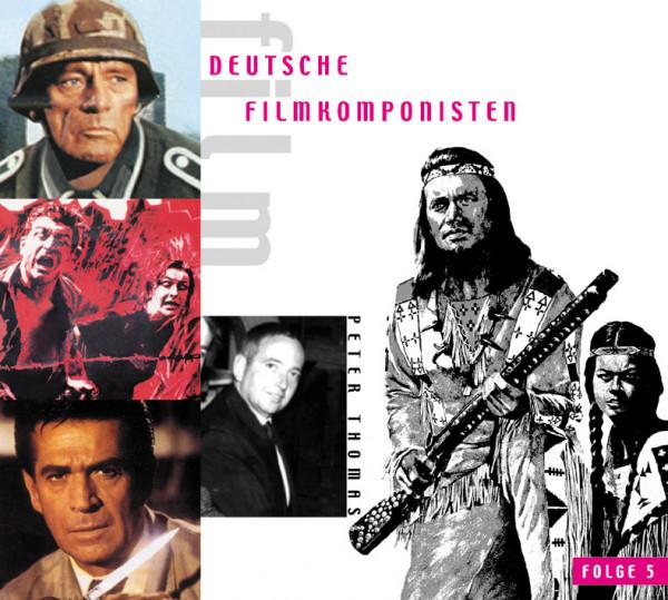 Grosse deutsche Filmkomponisten Vol.5 (CD)