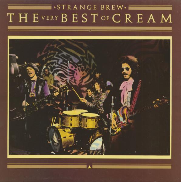 Strange Brew - The Very Best Of Cream (LP)