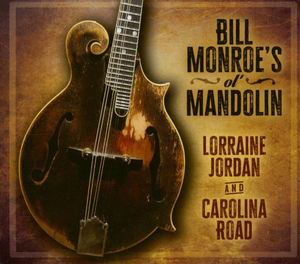 Bill Monroe's ol' Mandolin (CD)