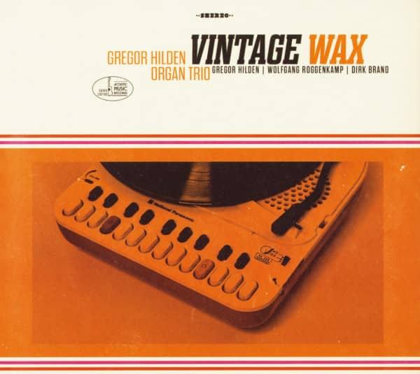 Vintage Wax (CD)