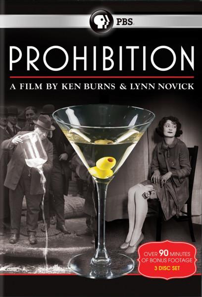 Prohibition - Ken Burns (3-DVD)