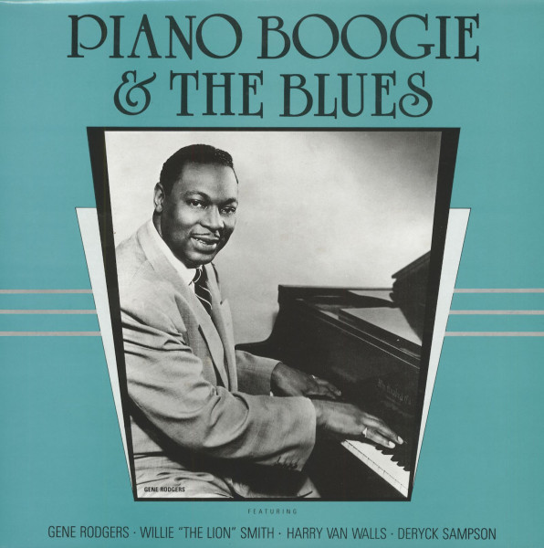 Piano Boogie & The Blues