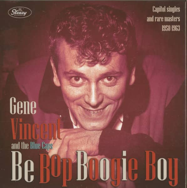 Be Bop Boogie Boy - 6x7inch, 45rpm EP Box Set - Capitol Singles And Rare Masters 1958-1963