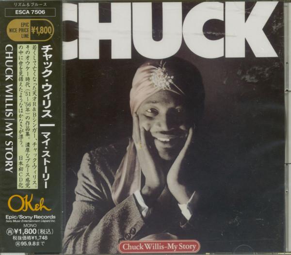 Chuck Willis - My Story (CD Japan)