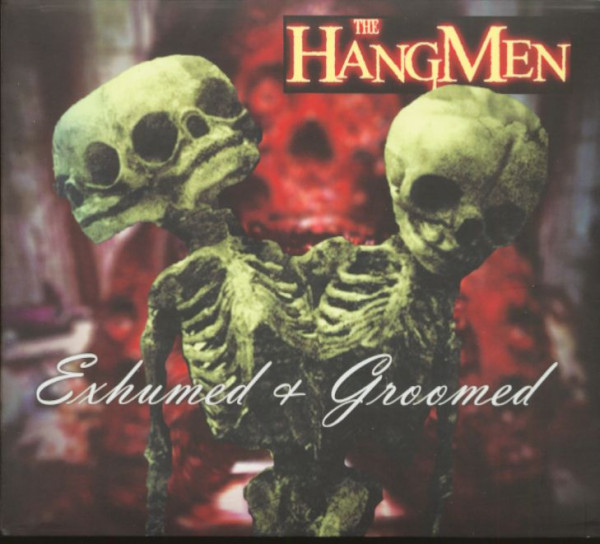 Exhumed & Groomed (CD)