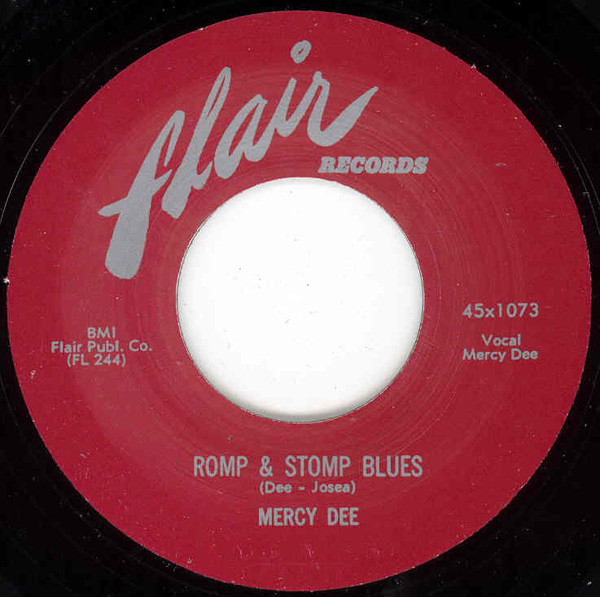 Romp & Stomp Blues b-w Oh Oh Please 7inch, 45rpm