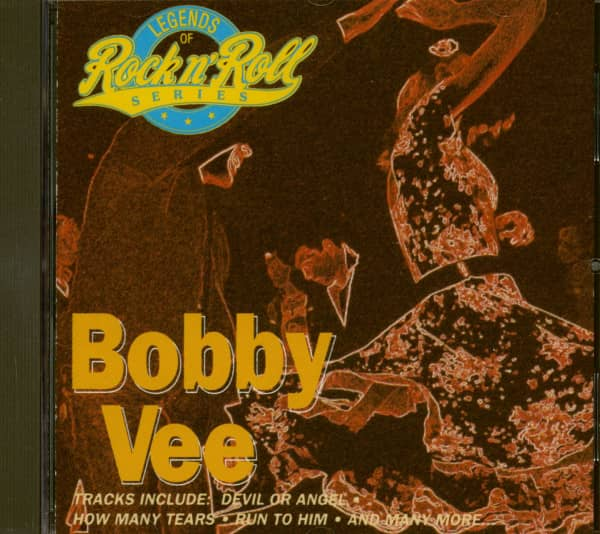Bobby Vee - Legends Of Rock And Roll Series (CD)