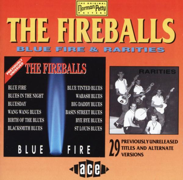 Blue Fire & Rarities
