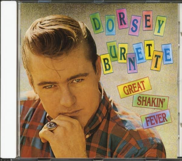 Great Shakin' Fever (CD)