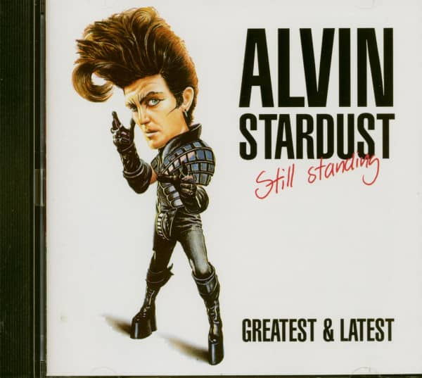 Greatest & Latest - Still Standing (CD)