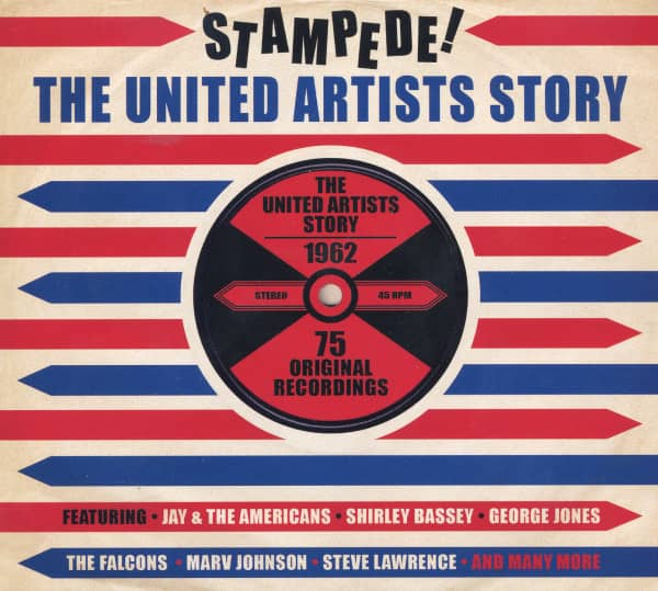 Stampede - The United Artists Story (3-CD)