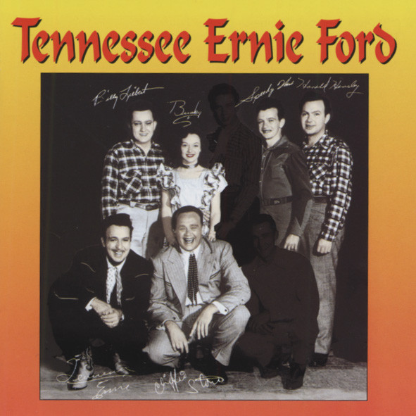Tennessee Ernie Ford Shows 1953