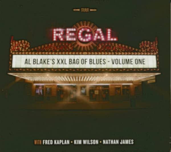 Al Blake's XXL Bag Of Blues Vol.1 (2-CD)
