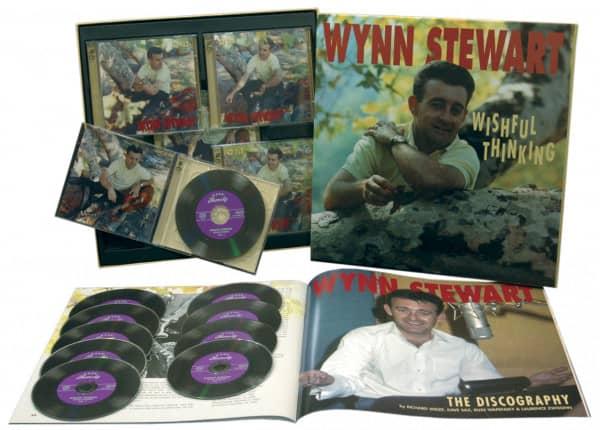 Wishful Thinking (10-CD Deluxe Box Set)
