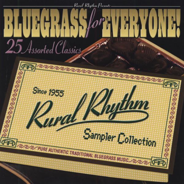 Bluegrass For Everyone!