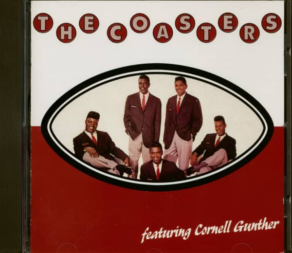 Featuring Cornell Gunther (CD, Cut-Out)