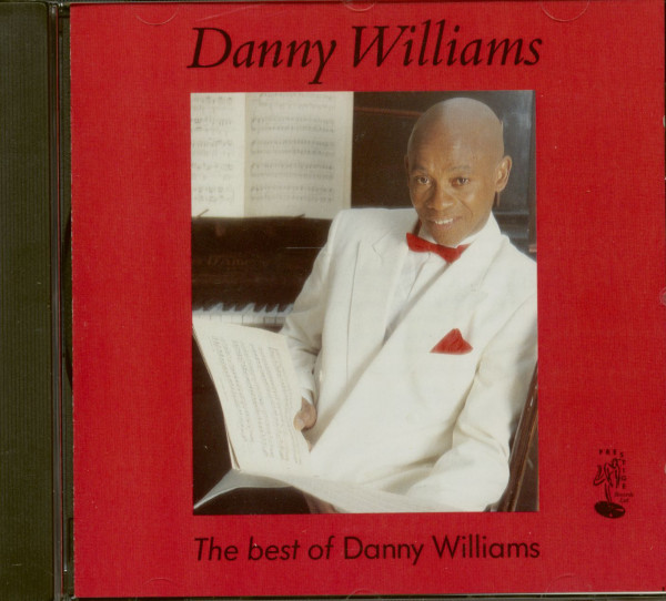 The Best Of Danny Williams (CD)