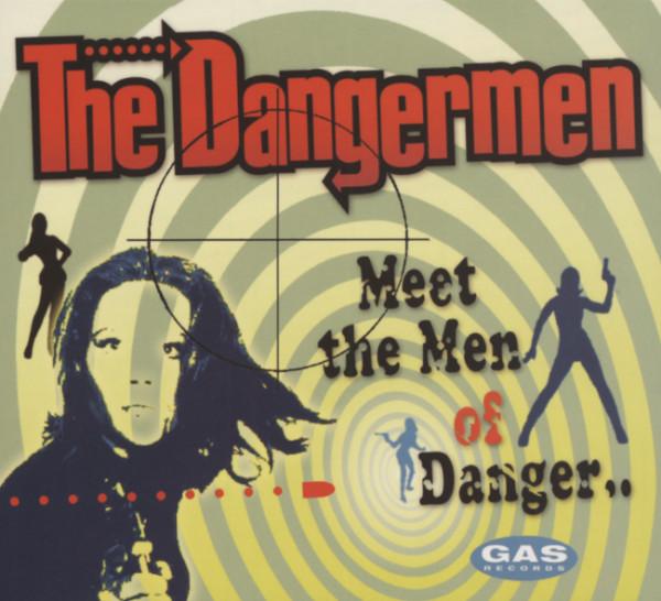 Meet The Men Of Danger