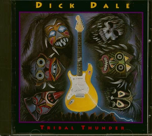 Tribal Thunder (CD)