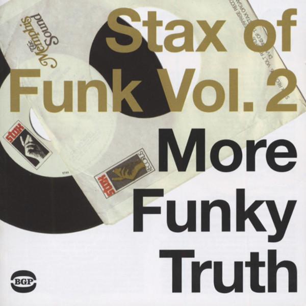 Vol.2, Stax Of Funk