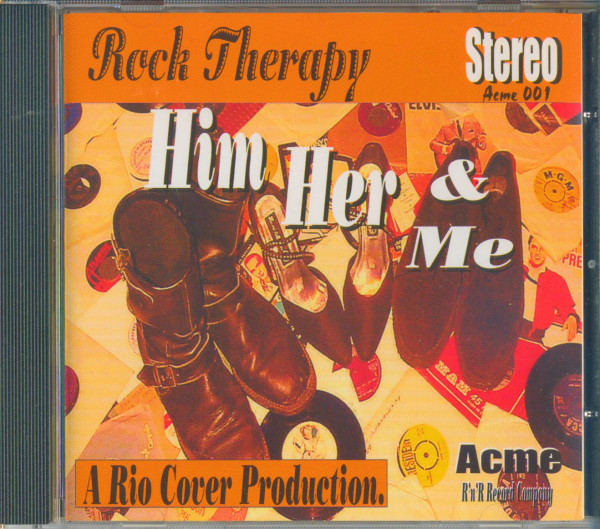 Him, Her & Me (CD Album)