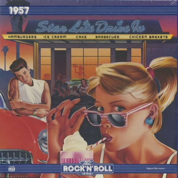 The Rock & Roll Era 1957 (2-LP)