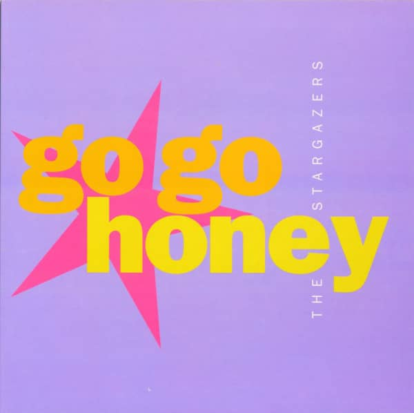 Go Go Honey (LP, 10inch)