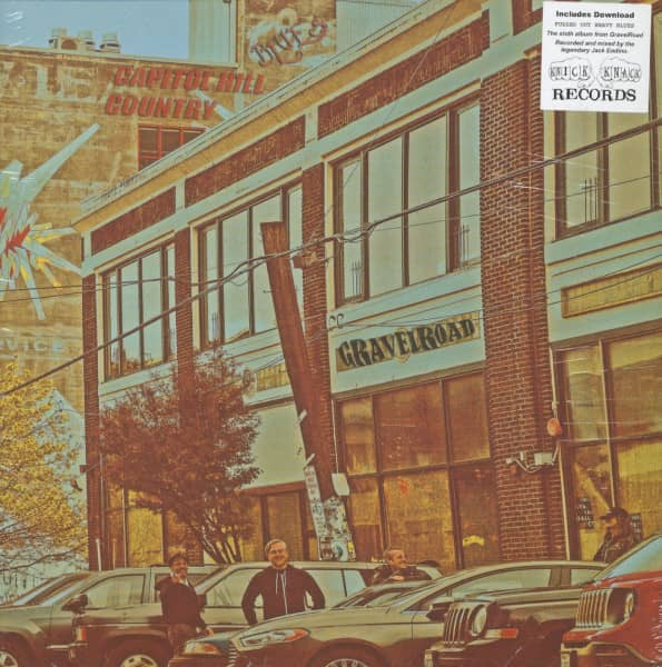 Capitol Hill Country Blues (LP)