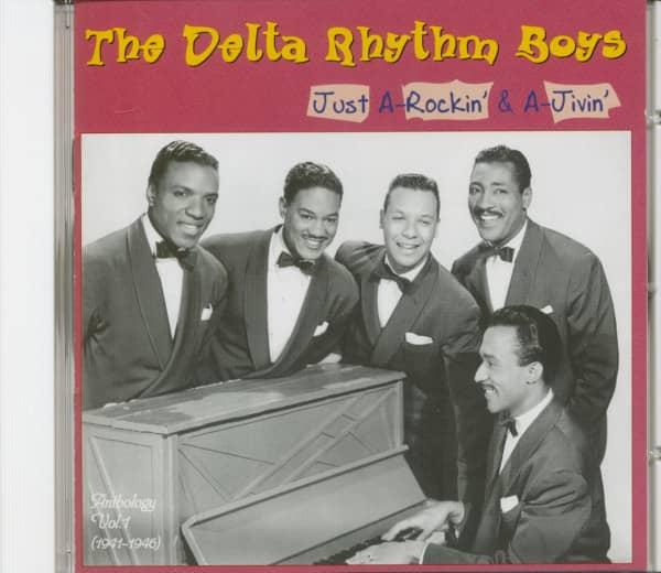 Just A Rockin' & A Jivin 1941-46