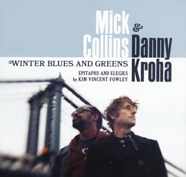 Winter Blues And Greens (Double-7inch, EP, 33rpm, Gatefold Cover)