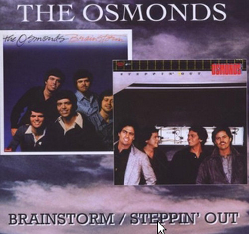 Brainstorm - Steppin' Out