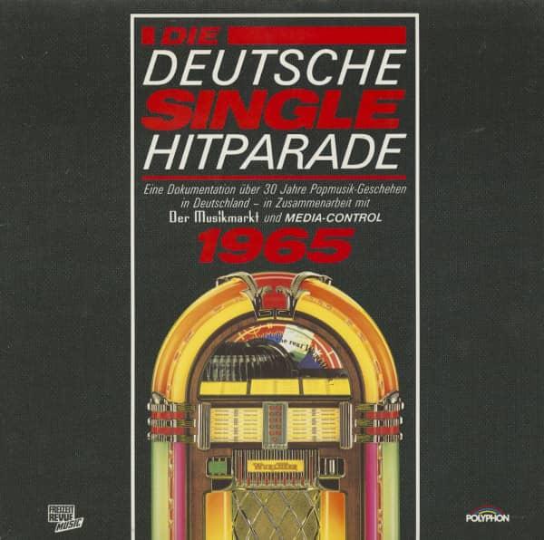 Die deutsche Single Hitparade - 1965 (LP)
